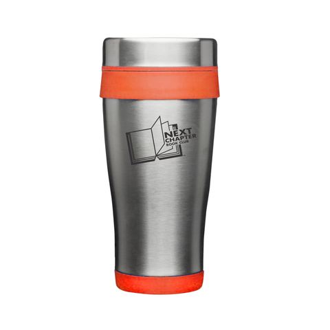 NCBC 16oz Stainless Steel Tumbler