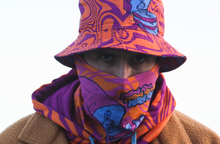 Load image into Gallery viewer, FREDCRUMBS Double-Layered Neck Gaiter