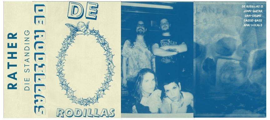 De Rodillas - Rather Die Standing Demo