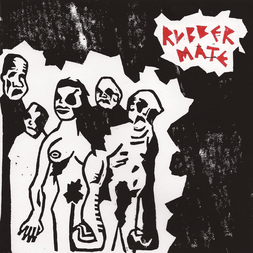 Rubber Mate- Rub 'Em All 7""
