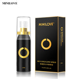 Mini Love Male Delay Spray Gold