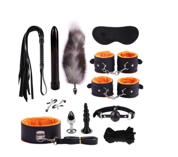 12-piece Bondage Set