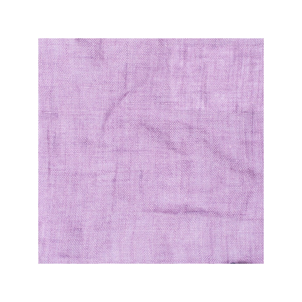 Brilliant Lavender Linen Flat Sheet