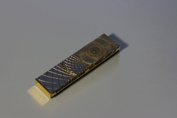 Mezuzah - 24K Gold/Silver Coated