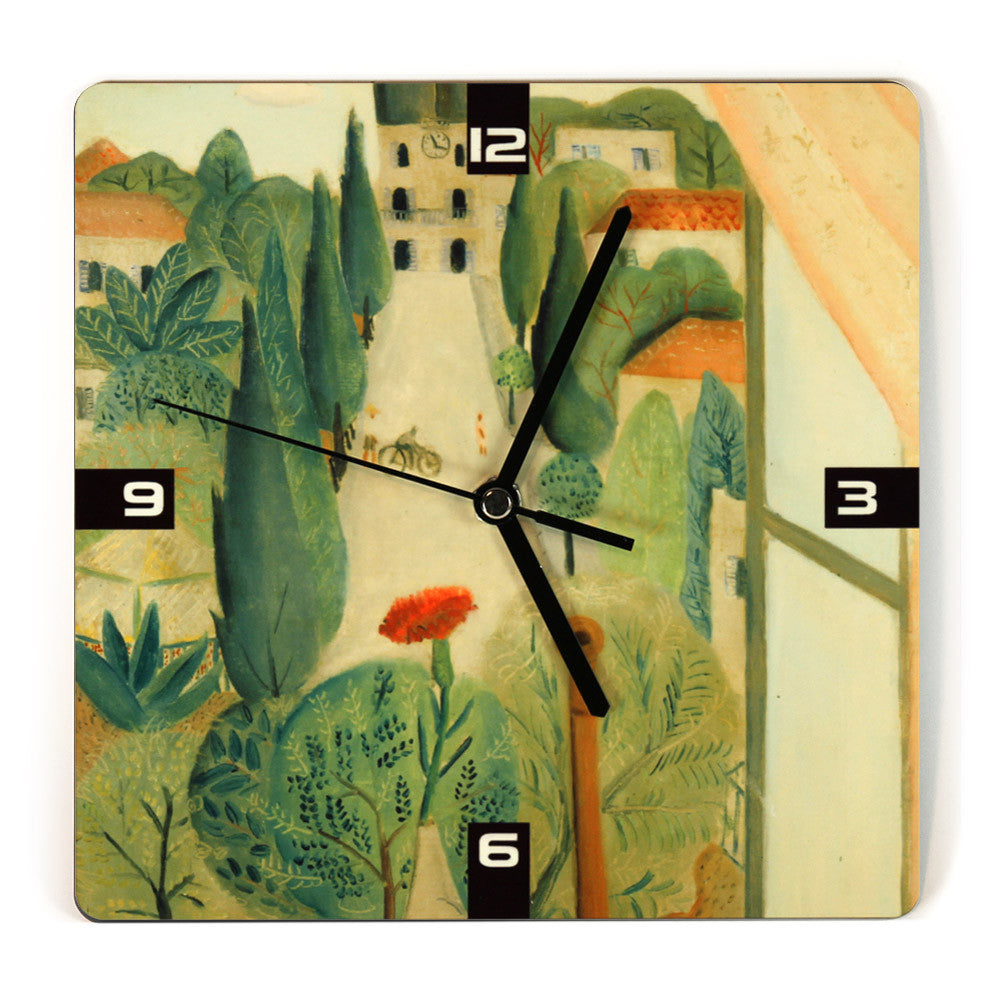 Wall Clock | jewish gifts for the home | israeli gifts - Ofek ...