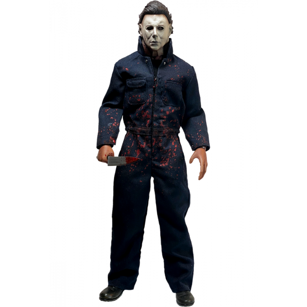 "HALLOWEEN 1978 - MICHAEL MYERS 12"" ACTION FIGURE - SAMHAIN EDITION freeshipping - Toypocalypse"