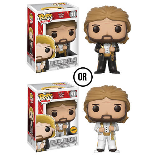 POP! Vinyl WWE Million Dollar Man (Chase Chance) - Toypocalypse
