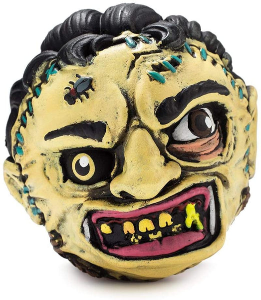 Kidrobot Madballs Horrorballs Leatherface 4-Inch Foam Figure freeshipping - Toypocalypse