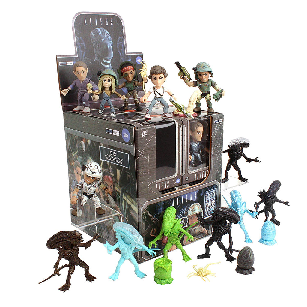 The Loyal Subjects Aliens Action Vinyls - Toypocalypse