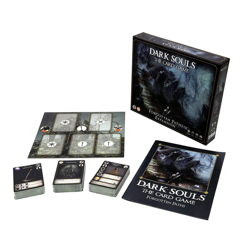 Dark Souls The Card Game: Forgotten Paths Expansion - Toypocalypse