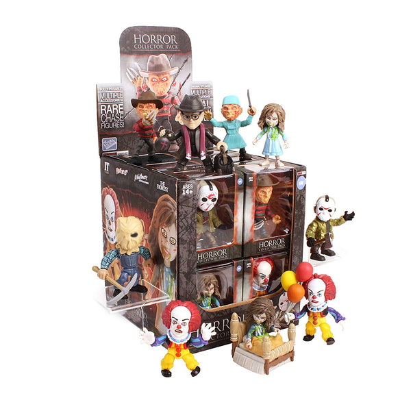 The Loyal Subjects Horror Action Vinyls - Toypocalypse