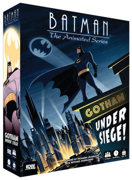 Batman Gotham Under Siege The Animated Series - Toypocalypse