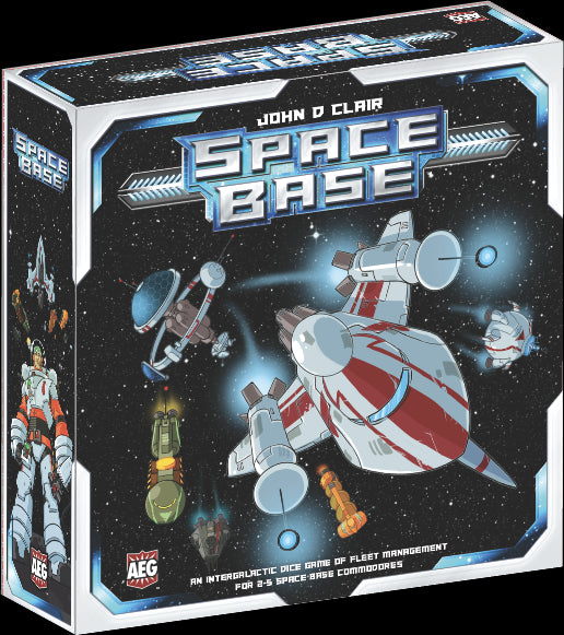 Space Base - Toypocalypse