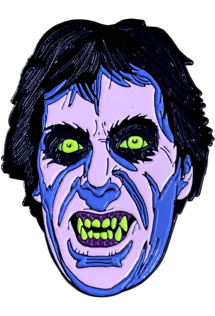 TRICK OR TREAT STUDIOS - AN AMERICAN WEREWOLF IN LONDON - DAVID ENAMEL PIN - Toypocalypse