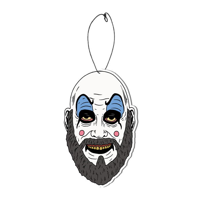 HOUSE OF 1,000 CORPSES CAPTAIN SPAULDING FEAR FRESHENER freeshipping - Toypocalypse