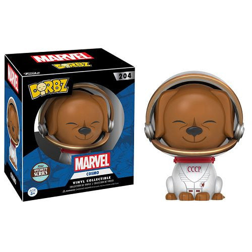 DORBZ  Guardians of the Galaxy Cosmo (Specialty Series) - Toypocalypse
