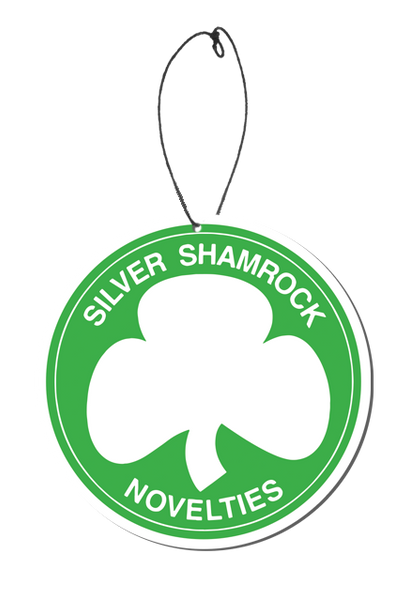 HALLOWEEN III SEASON OF THE WITCH - SILVER SHAMROCK POWER CHIP FEAR FRESHENER