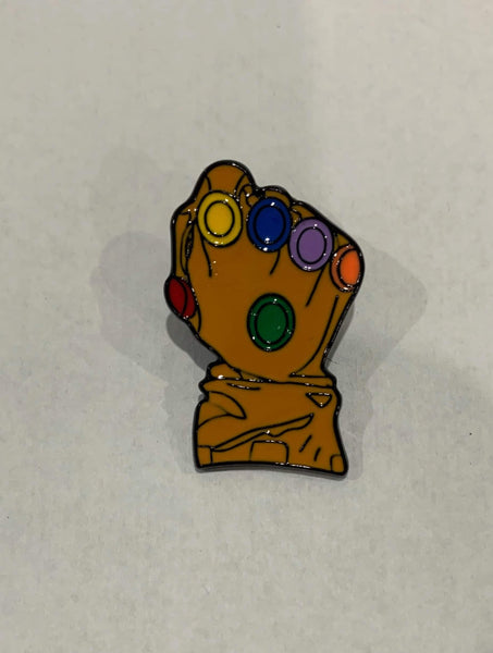 Marvel Comics - Infinity Gauntlet enamel pin freeshipping - Toypocalypse