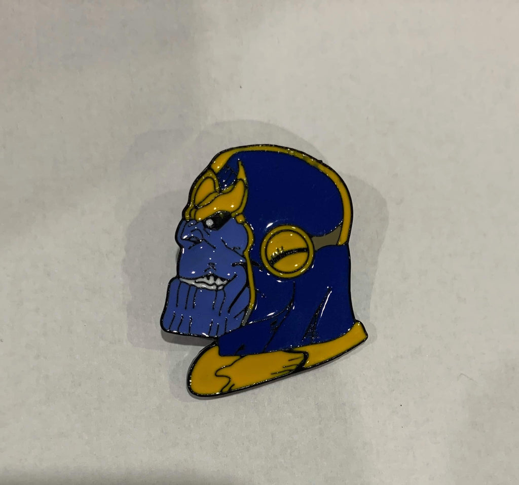 Marvel Comics - Thanos enamel pin
