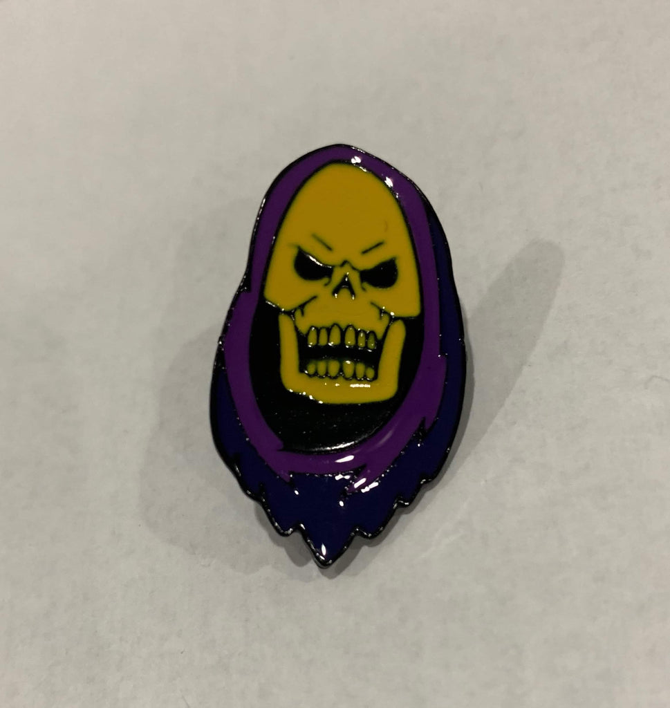 The Masters of the Universe - Skeletor enamel pin