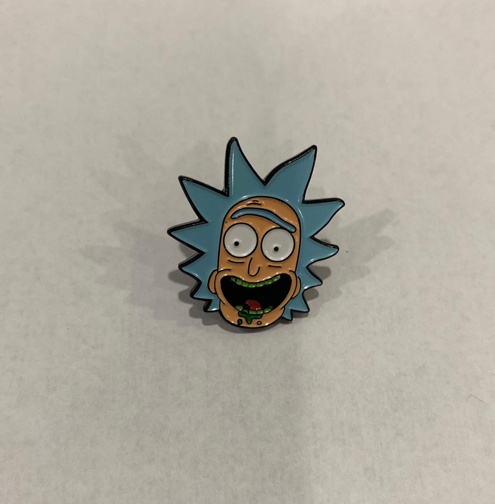 Rick and Morty - Rick enamel pin