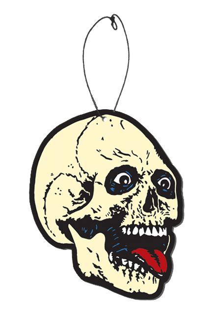THE RETURN OF THE LIVING DEAD - PARTY TIME SKELETON SCARE FRESHENER - Toypocalypse