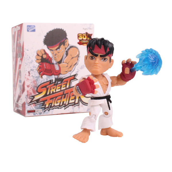 Street Fighter Wave 1 - Toypocalypse