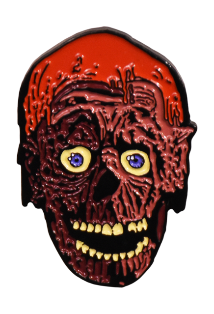 THE RETURN OF THE LIVING DEAD - TARMAN ENAMEL PIN - Toypocalypse