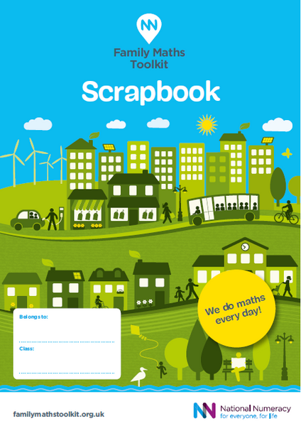 Family Maths Scrapbook