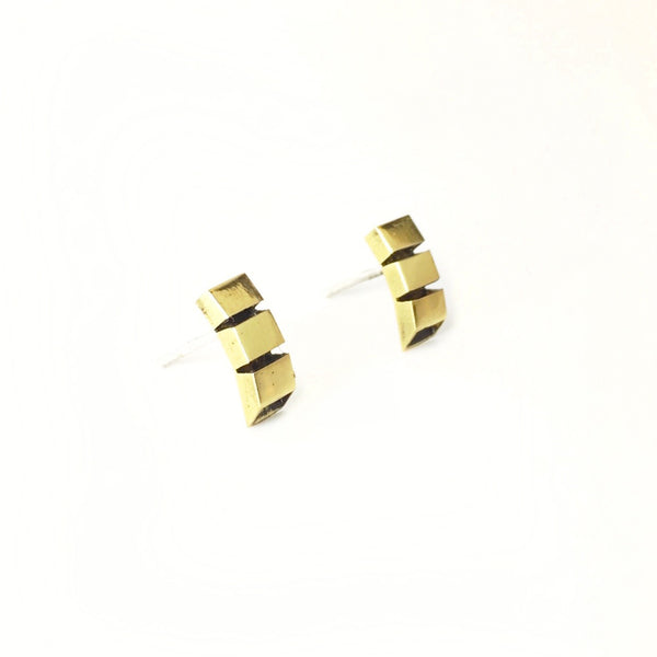 Segmented Earrings