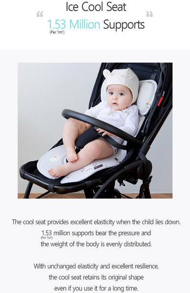 Ice Cool Stroller Seat Liner