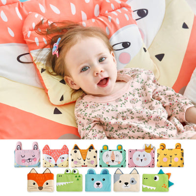 3D Mesh Foam Beads Infant Pillow - Minitotz