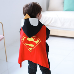 Black Super Penguin Jacket 8CW15BK (1-6Yr Old) - Minitotz