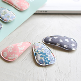 Downey Pink Mini Floral Hair Clips (Set of 3) 9AA29 - Preorder @ 20% Off - Minitotz