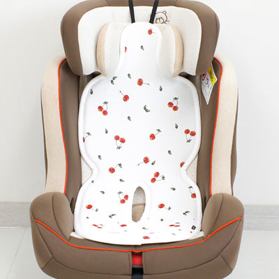 Falling Cherry Ice Cool Car Seat Liner BBN1081