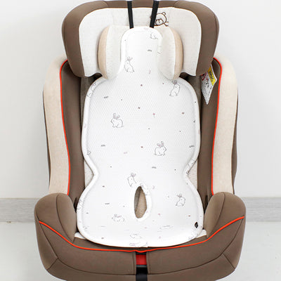 Joy Bunny Ice Cool Car Seat Liner BBN1082