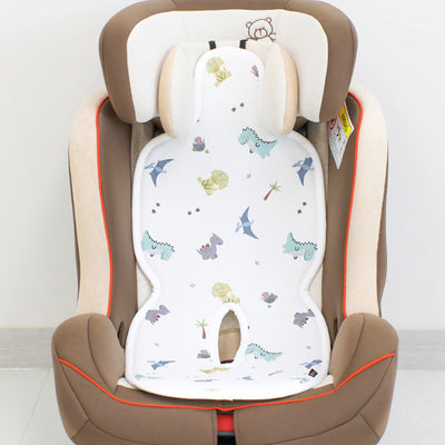 Jurassic Field Ice Cool Car Seat Liner BBN1083