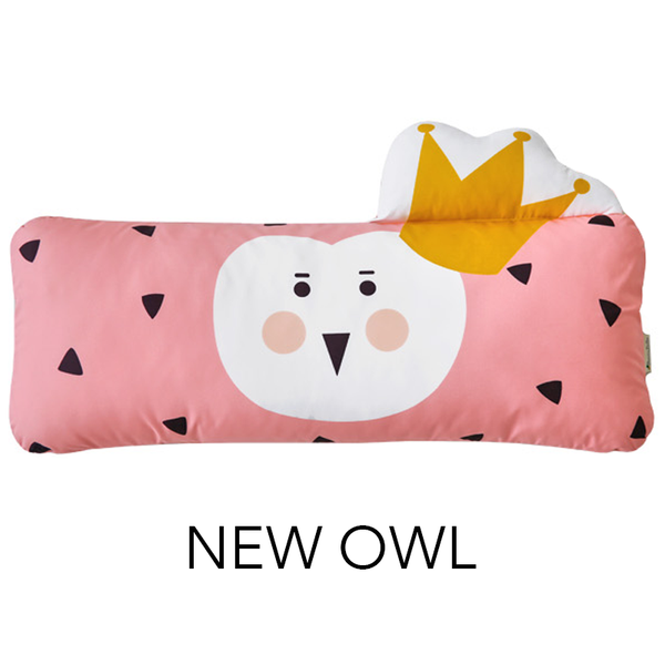 Wide Animal Pillow Case
