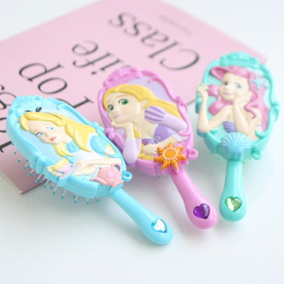 Princesses Hair Brush JR1021
