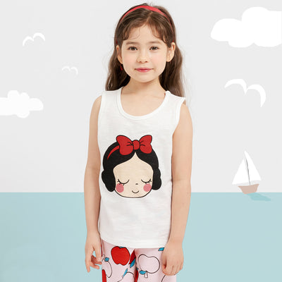 Snow White Singlet Set M1035