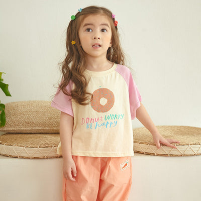 Cream Donut Worry Tee MN1009