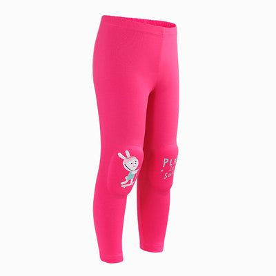 Pink Rabbit Kids Knee Cushion Protective Leggings OZ1043