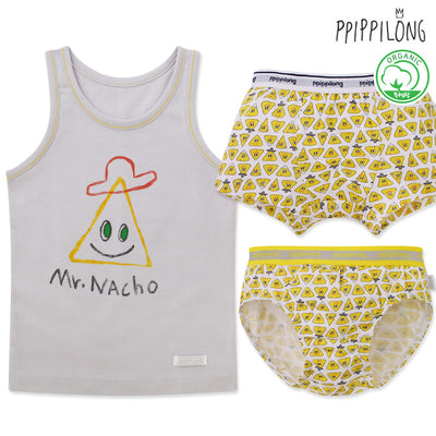 Organic Mr Nachos Underwear Set PP1028