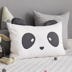 Panda Microfibre Toddler & Kids Animal Pillow - Minitotz