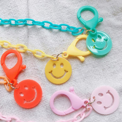 Smiley Mask Chain T1004