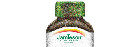 Jamieson About Us Bottle People Collage