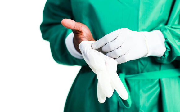 How to Properly Don and Remove Disposable Gloves