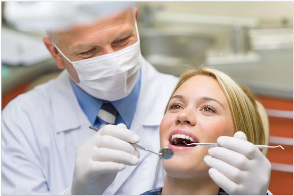 Dental Professionals Protect Against Infections with STRONG Procedure Masks