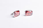 Ruby Red Cufflinks