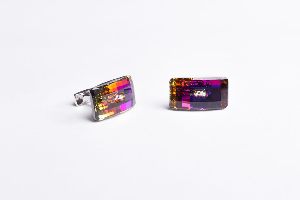Andalusite Colorful Cufflinks